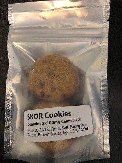 Skor Cookies THC Edibles