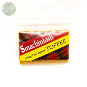 Smackintosh THC Candy London Weed Delivery