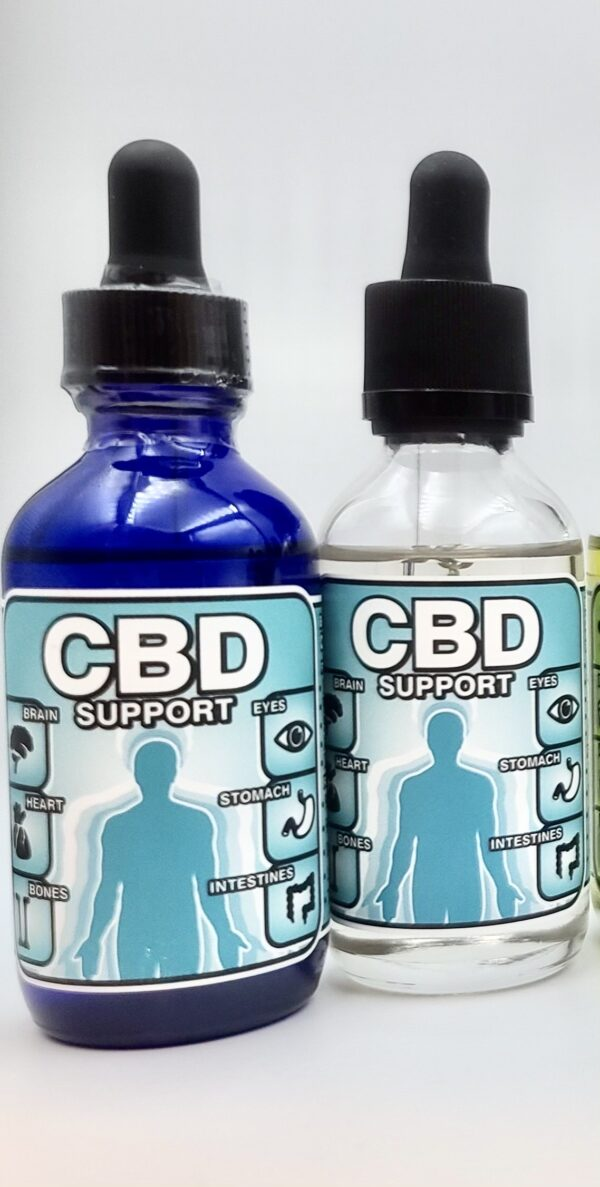 CBD Support High Potency Tinctures - London Weed Delivery